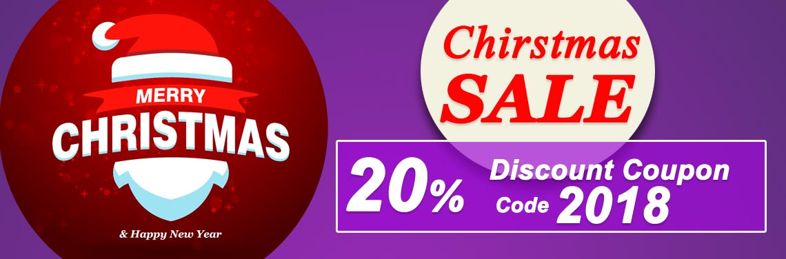 Xmas + New Year SALES - DISCOUNT OFFERS!